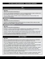 Standards HS-1