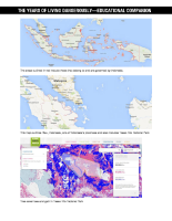 Indonesia Maps Handout