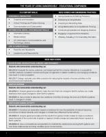 Lesson 4 Standards (HS)
