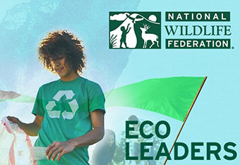 photo and logo: NWF Eco-Leaders program